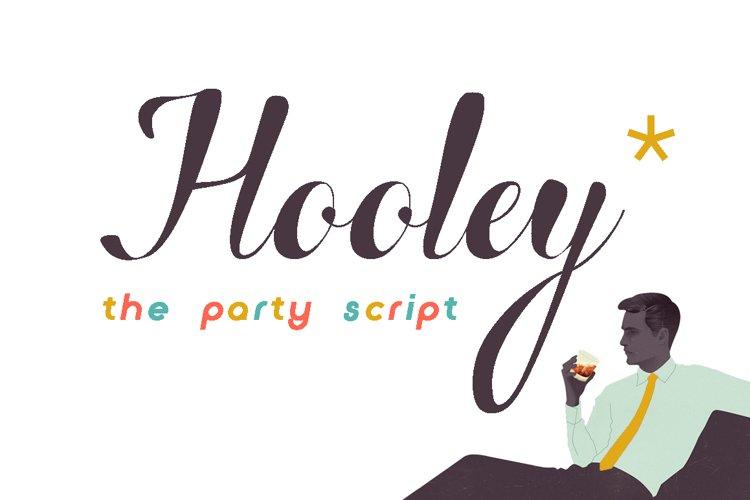 Hooley example image 1