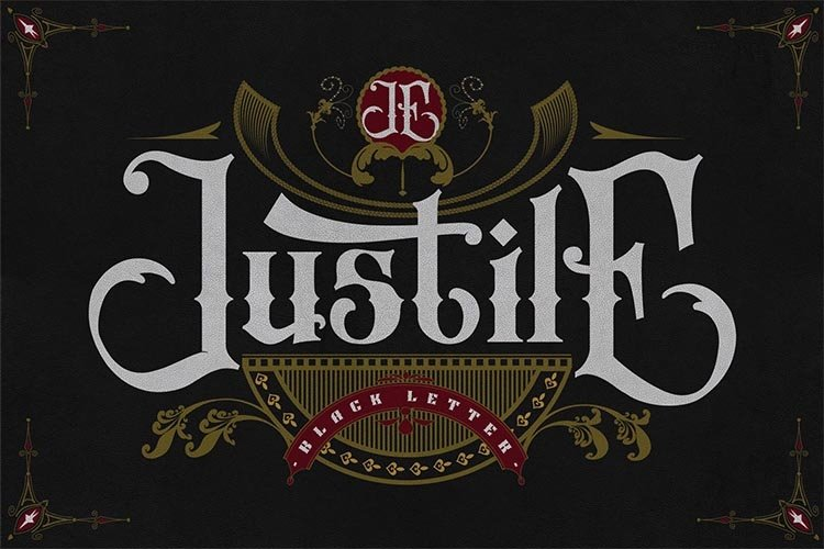 Justile - Extra Logos Template example image 1