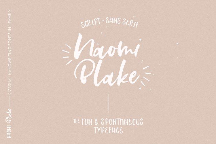 Naomi Blake example image 1