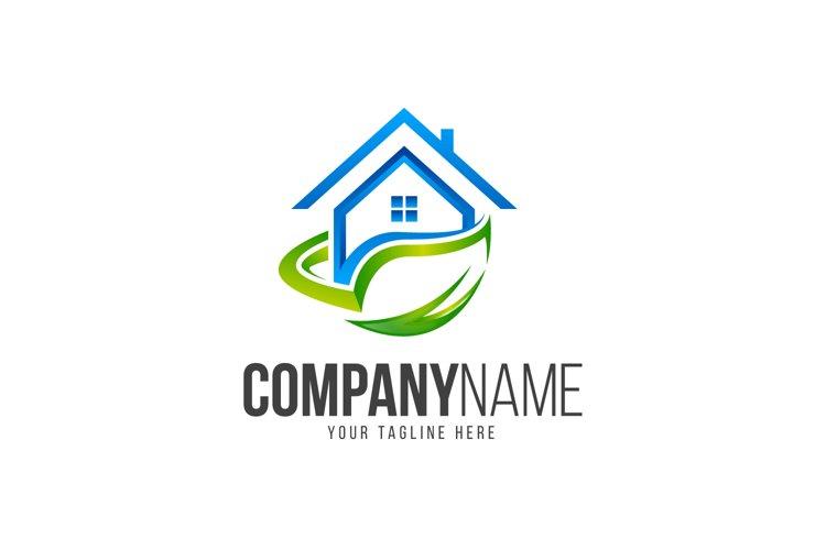Eco Home Logo example image 1