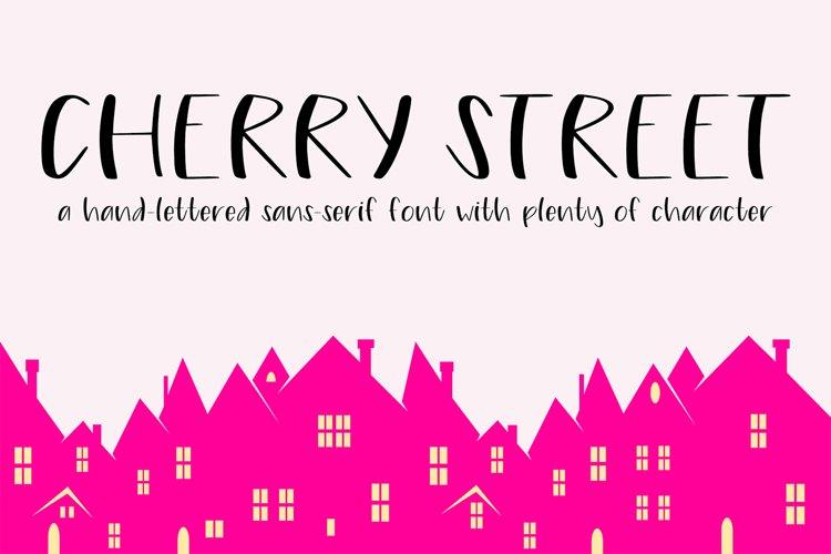 Cherry Street example image 1