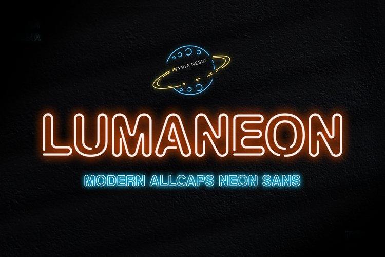 Lumaneon example image 1