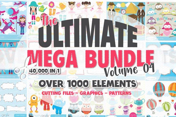 Ultimate Craft Bundle | svg | graphics | sublimation |Vol.04