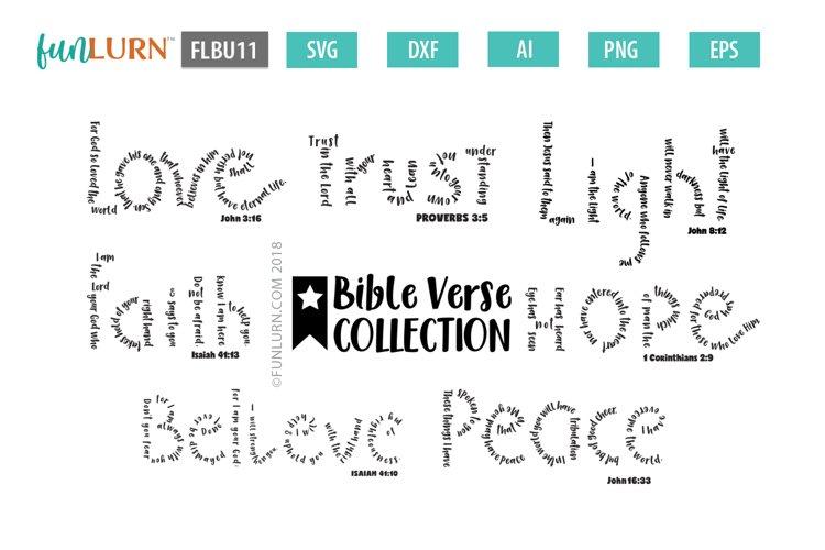 Bible Verses SVG Bundle example image 1