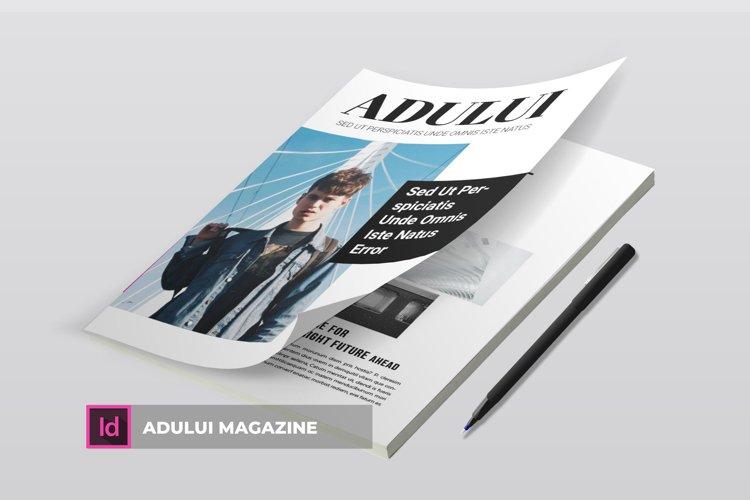 Adului | Magazine example image 1