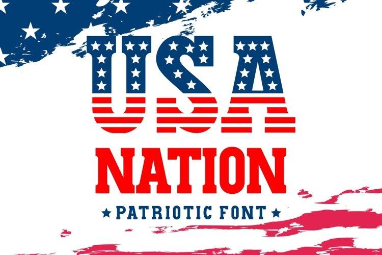 USA Nation example image 1