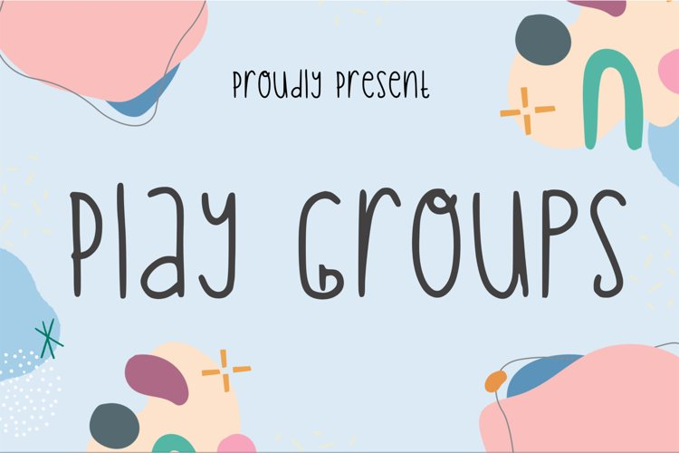 Play Groups example image 1