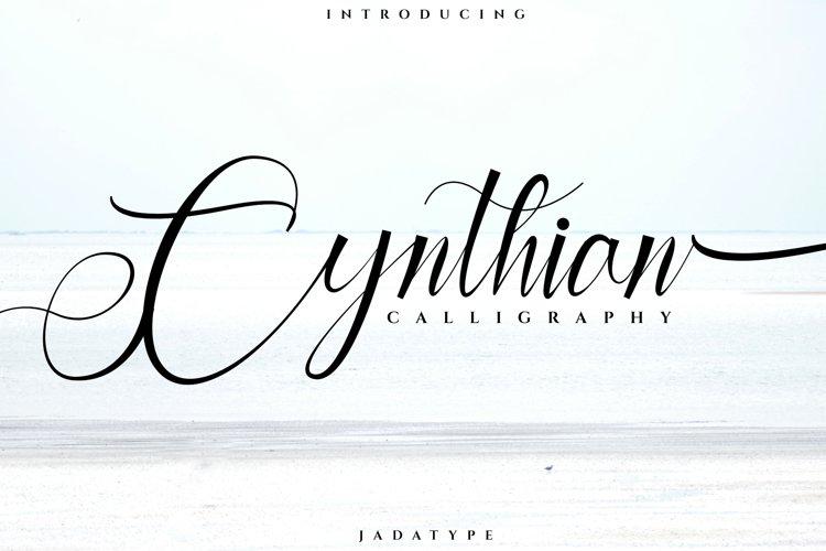 Cynthian example image 1
