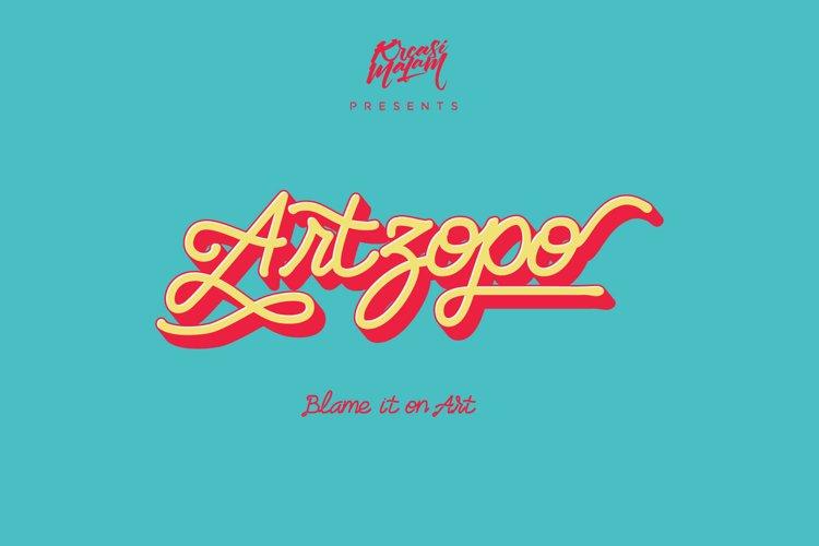 Artzopo example image 1