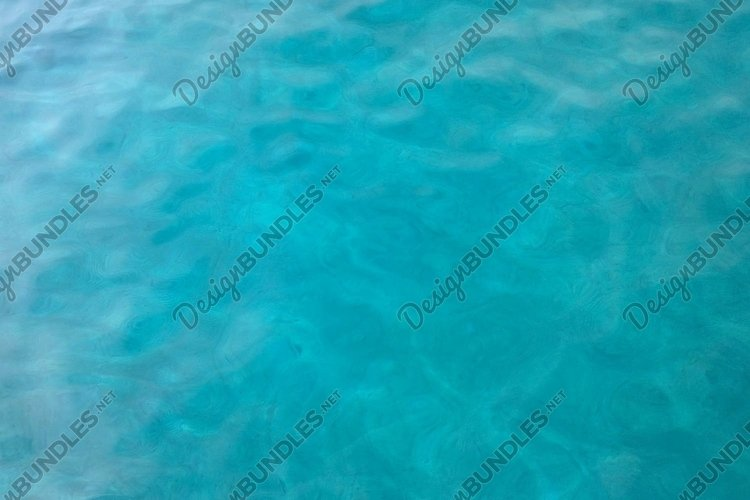 Blue sea water surface for background example image 1