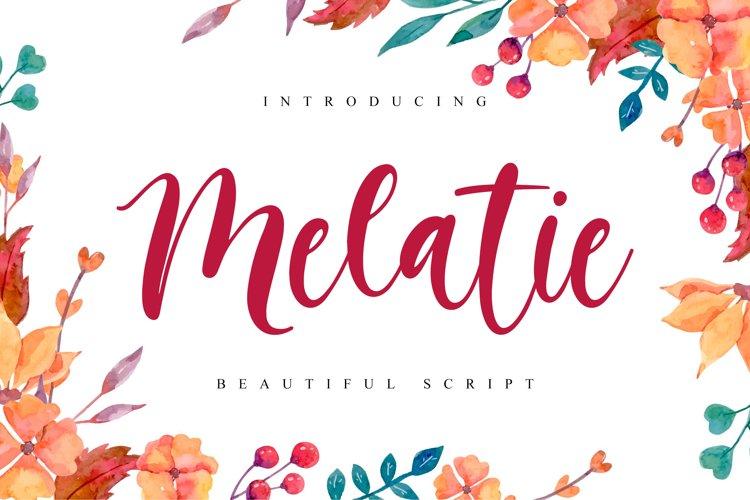 Melatie example image 1