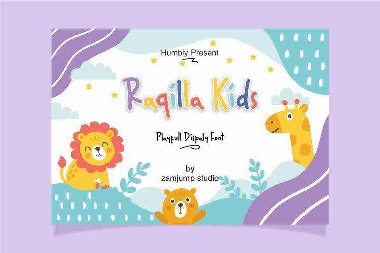 Raqilla Kids example image 1