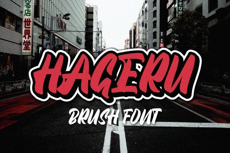 Hageru
