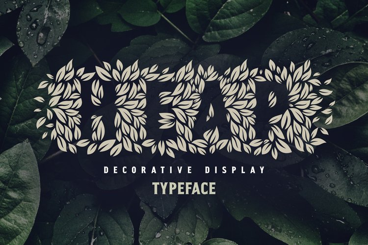 Heap Font example image 1