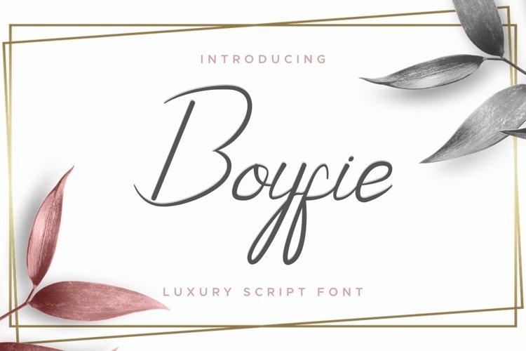 Boyfie example image 1