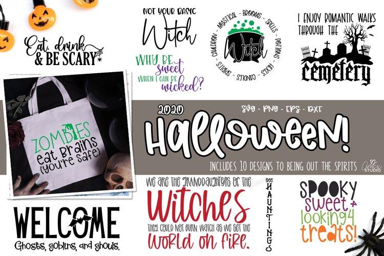 Halloween 2020 Bundle - Halloween Quotes example image 1