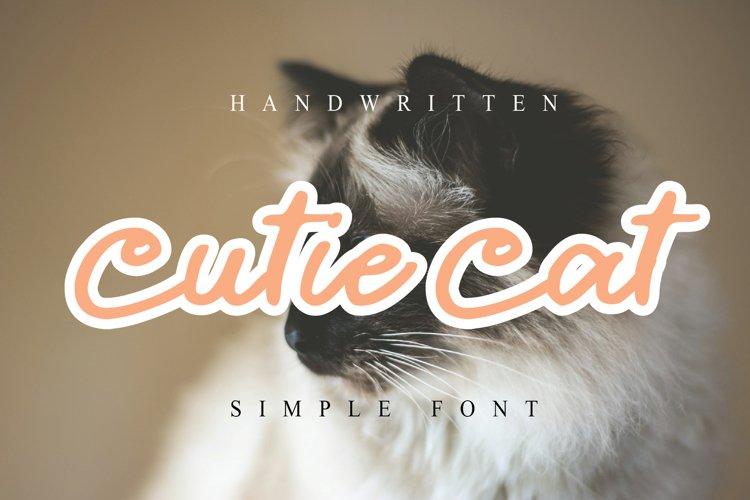 cutie cat example image 1