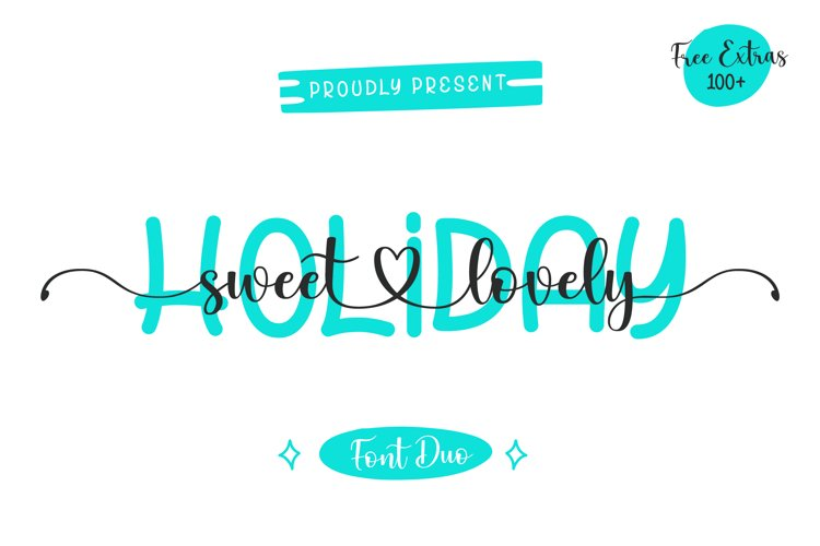 Holiday Sweet Lovely example image 1