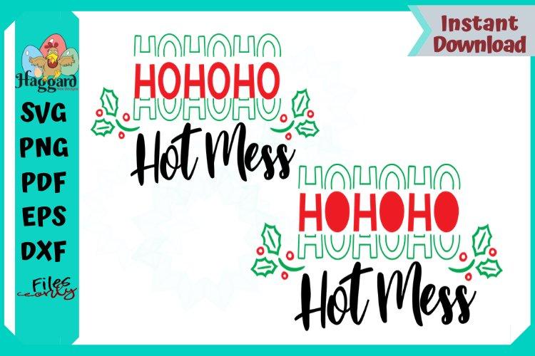 HO HO HO Hotmess