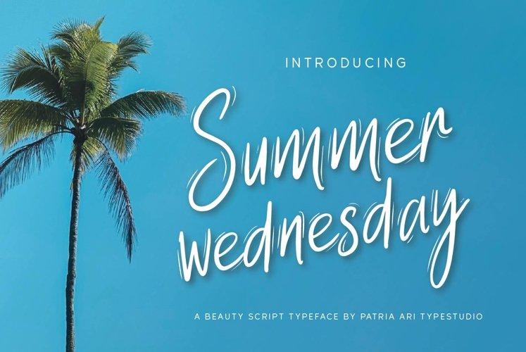 Summer Wednesday example image 1