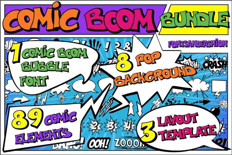 Comic Boom_Bundle