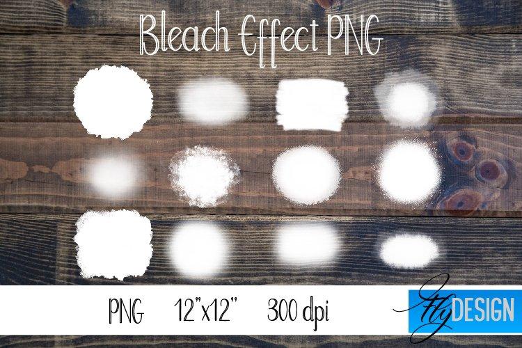 Bleach Effect PNG. Bleach Shirt. Bleach Effect Sublimation. example image 1