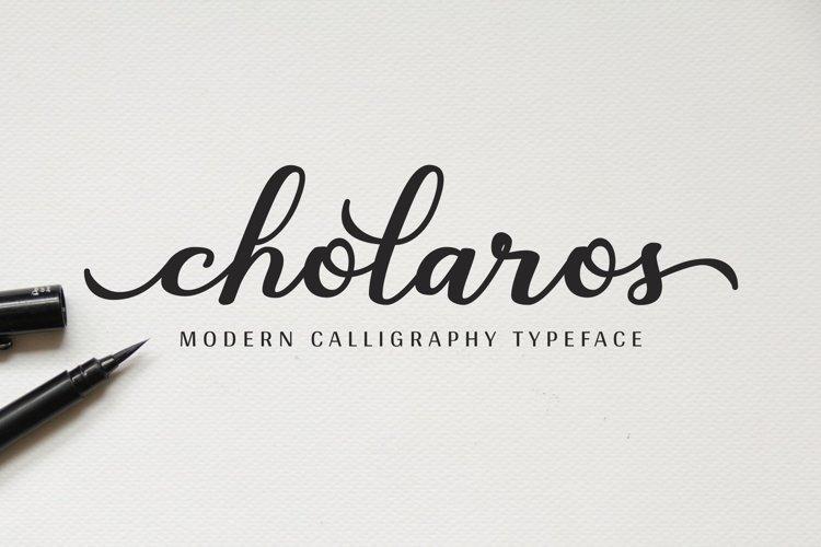 Cholaros example image 1