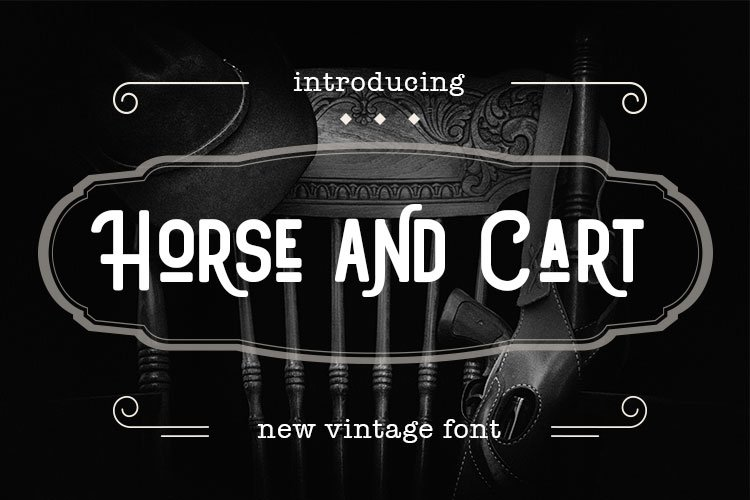 Horse and Cart example image 1