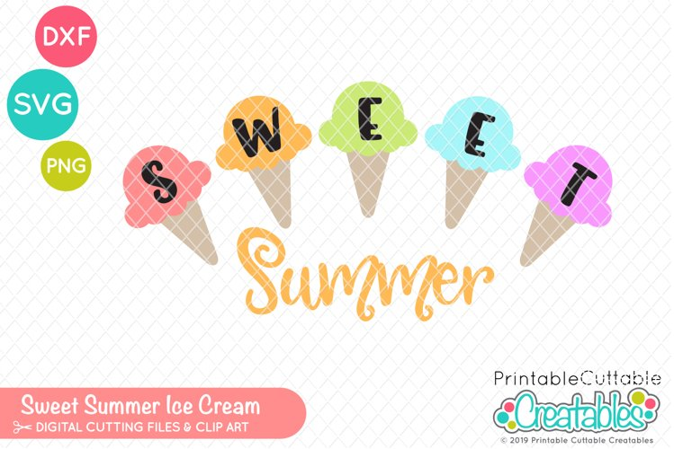 Sweet Summer SVG example image 1