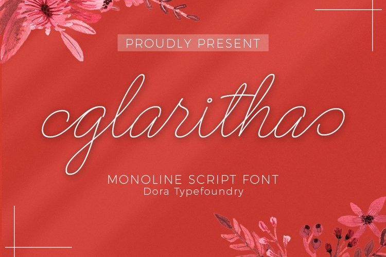 Glaritha Script example image 1