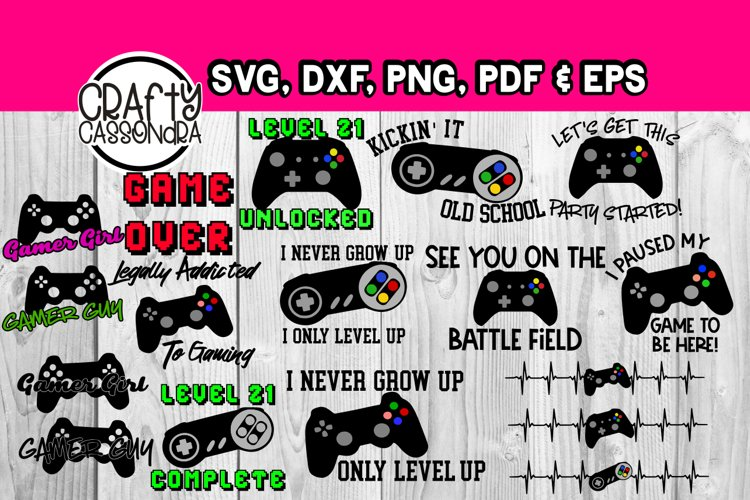 Video game - Playing games - Teen boys - Men - Controllers example image 1
