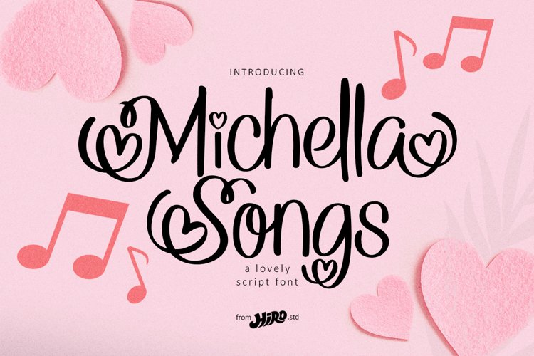 Michella Songs example image 1