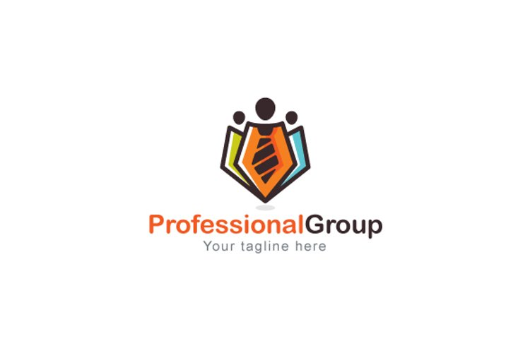 Professional Group - Official Community Stock Logo example image 1
