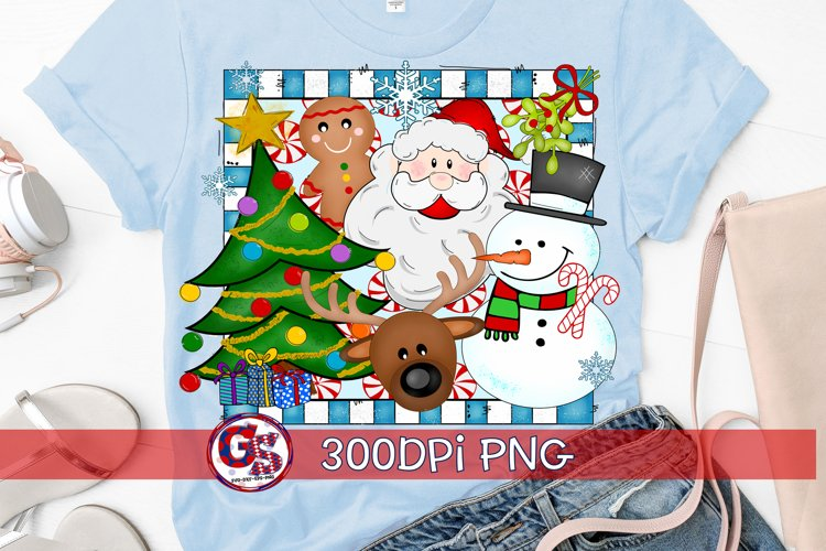 Christmas PNG for Sublimation|Christmas PNG example image 1