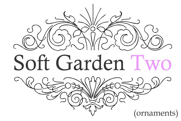 Soft Garden Two example image 1
