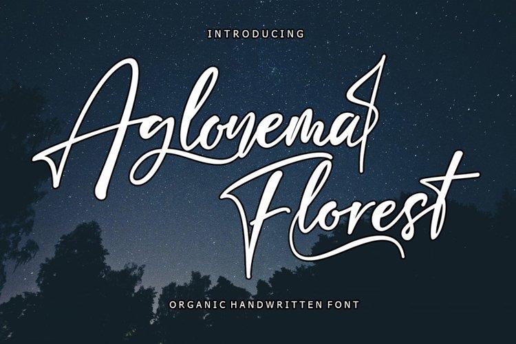 Aglonema Flower example image 1