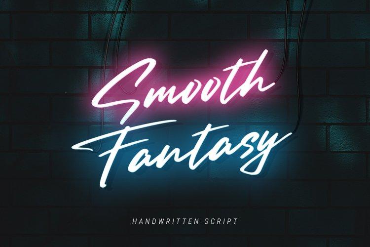 Smooth Fantasy Script