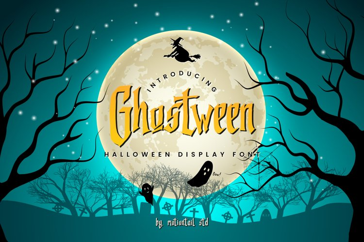 Ghostween example image 1