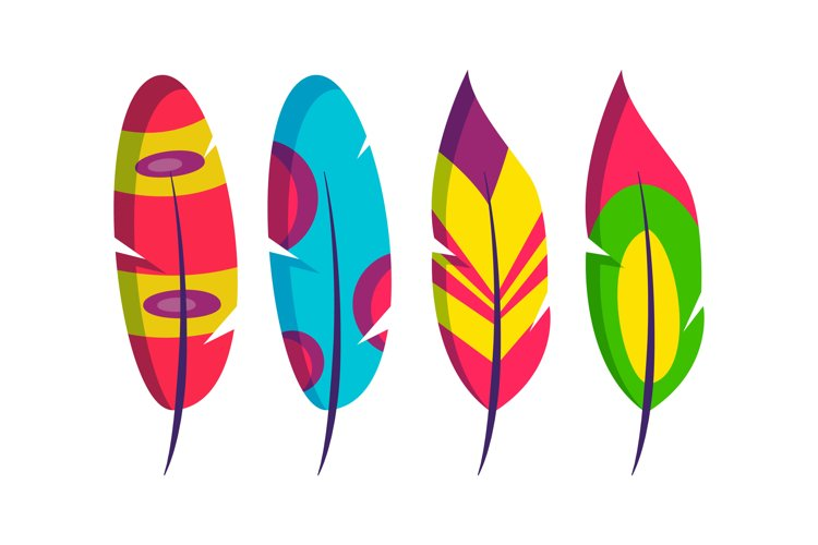 Feather Illustrations example image 1