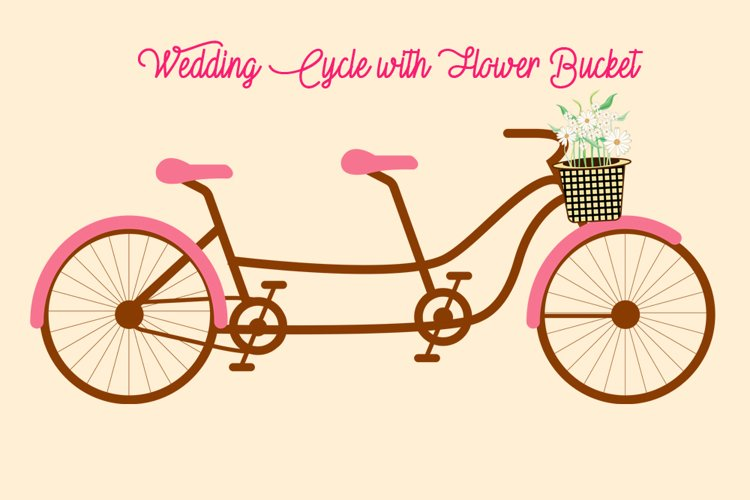 Wedding Cycle Png Elements