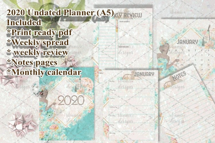 2020 planner example image 1