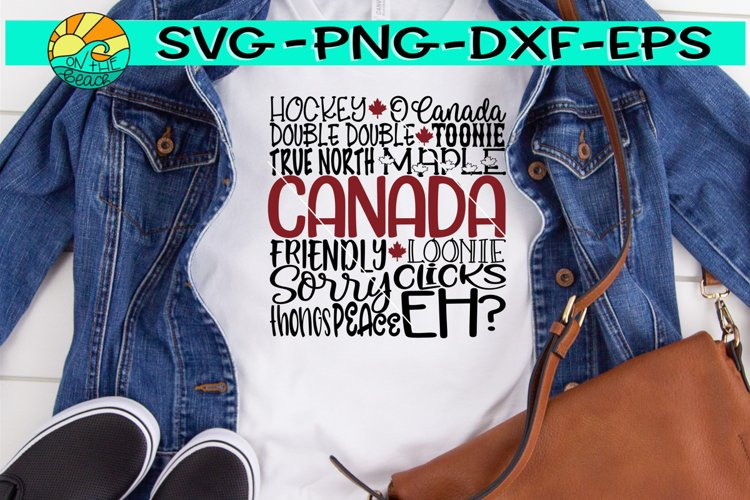 Canada Eh? - SVG PNG EPS DXF