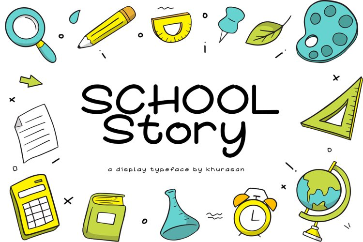 School Story example image 1
