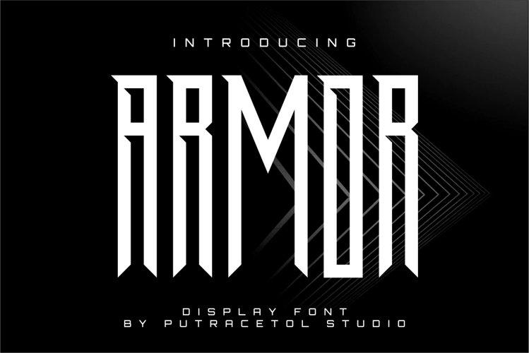 ARMOR example image 1