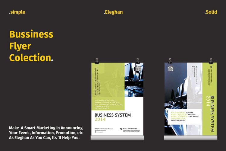 8In 1 Business Flyer example image 1