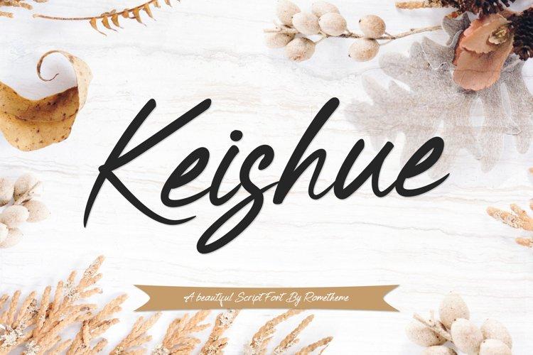 Keishue example image 1