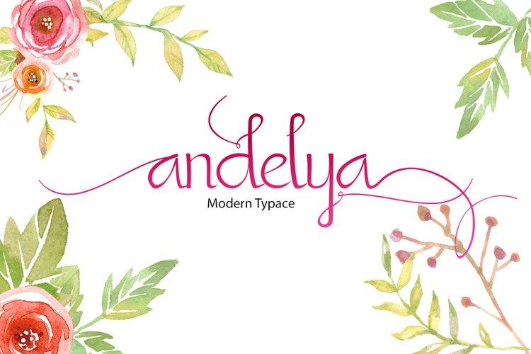 Andelya Font