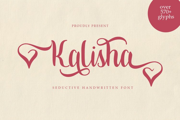 Kalisha script