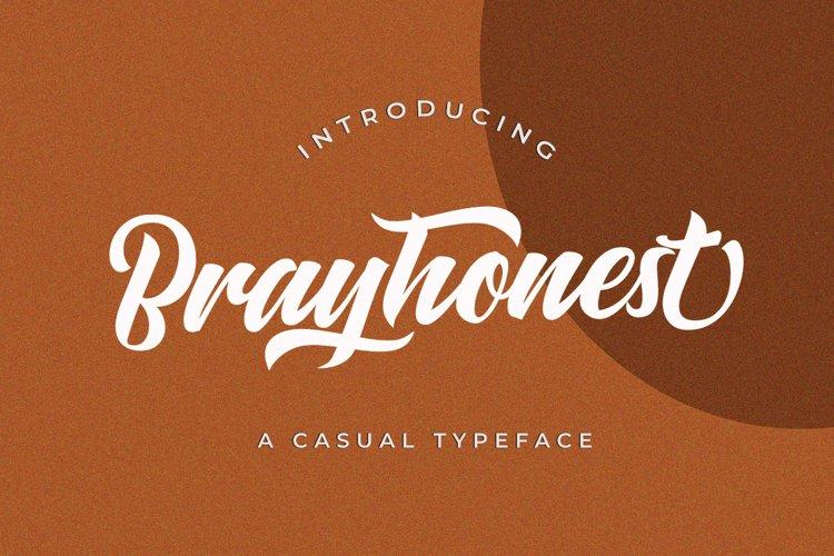 Brayhonest example image 1