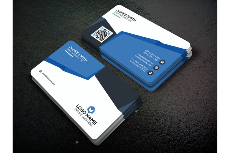 Soft Business Card example image 1